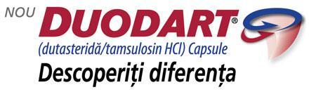 Duodart Util în tratarea afecțiunilor prostatei – Card Duodart