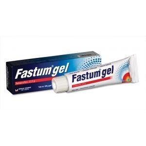 Fastum Gel 2,5% s-a transformat din OTC în medicament