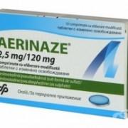 A apărut un nou medicament antialergic. AERINAZE 2,5mg/120mg – Un AERIUS cu ceva în plus
