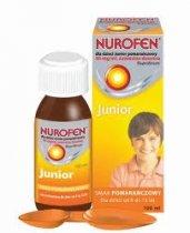 A aparut Nurofen Sirop Junior pentru copiii cu varsta 6-12 ani
