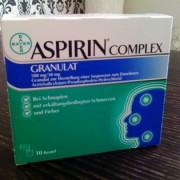 Aspirin Complex Granule (Bayer) – Combinatia ideala in combaterea racelii si gripei