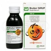 Brufen Baby: Un nou sirop analgezic-antipiretic pe lista de compensare pentru copii