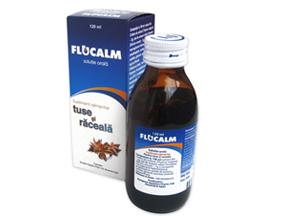 FLUCALM – Tuse si raceala