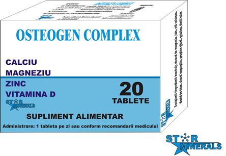 Isteria Osteogen Complex