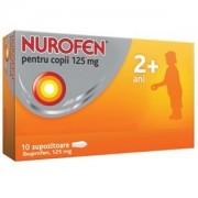 Nurofen a divesificat gama de supozitoare pentru copii