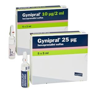 GYNIPRAL – retras din farmacii