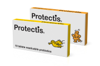 Protectis – Tablete masticabile probiotice