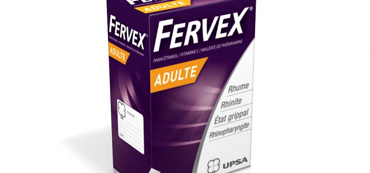 Fervex Plicuri pentru Raceala si Gripa a revenit in farmacii