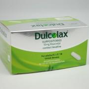 Dulcolax Supozitoare : Pentru un efect rapid