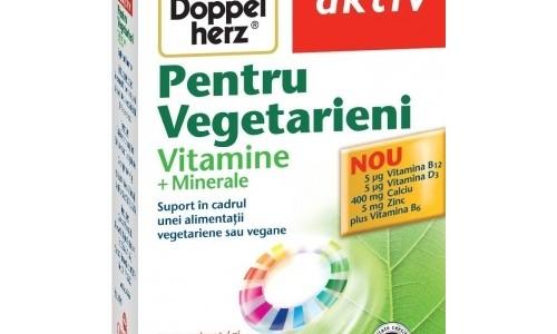 Vitamine si Minerale pentru Vegetarieni