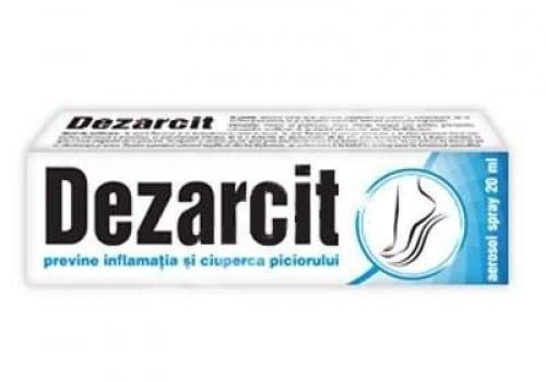Dezarcit Spray – Previne Ciuperca Piciorului