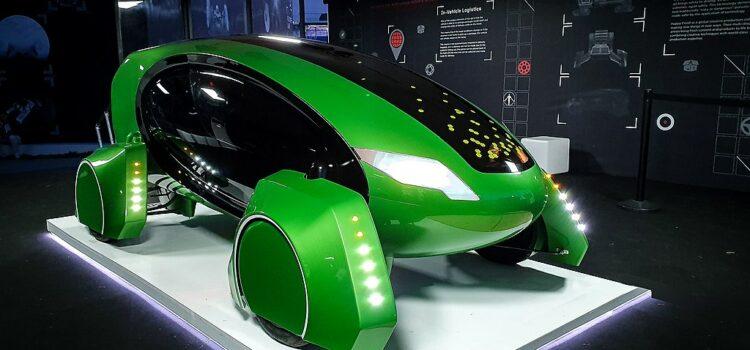 Farmacii pe patru roți- roboții vor distribui medicamente în Londra