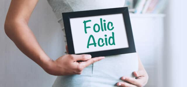 Suplimentele cu Acid Folic sau Folat in sarcina